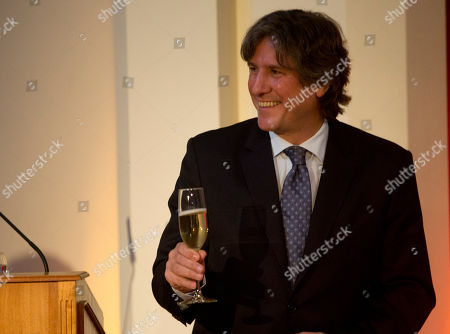 Amado Boudou Argentina's Vice President Amado Boudou smiles after delivering a speech at a lunch with Armenia's President Serge Sarkisian at the Foreign Ministry in Buenos Aires, Argentina, . An Argentine judge charged Boudou in late June with bribery and conducting business incompatible with public office in the acquisition of the company that prints the country's currency and of later benefiting from government contracts