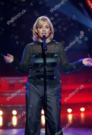 'Stars In Their Eyes' Final TV - 2000 - Amy Alinmore as Jennifer Paige.