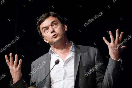 Thomas Piketty French economist Thomas Piketty speaks during his seminar at the Almedalen political week in Visby on the island of Gotland, in Sweden. Novelist Marilynne Robinson, economist Piketty and cartoonist Roz Chast are among the finalists for National Book Critics Circle prizes. The 30 nominees for six competitive categories were announced