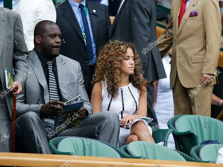 Editorial picture of Britain Wimbledon Tennis, London, United Kingdom