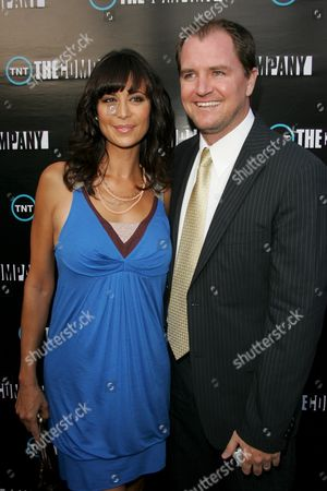 Editorial picture of 'The Company' TV mini series premiere, Los Angeles, America - 16 Jul 2007