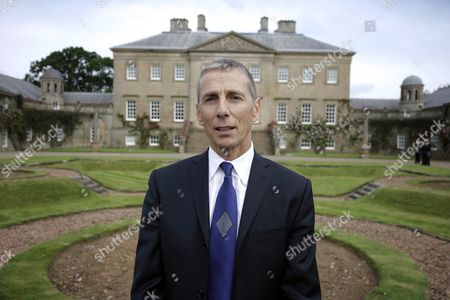 Editorial image of Prince Charles visiting Dumfries House which was saved for the nation by a consortium, Cumnock, Ayrshire, Scotland, Britain - 13 Jul 2007