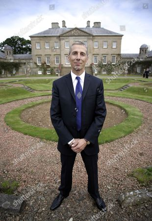 Editorial photo of Prince Charles visiting Dumfries House which was saved for the nation by a consortium, Cumnock, Ayrshire, Scotland, Britain - 13 Jul 2007