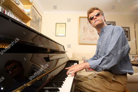 Talented pianist Derek Paravicini who due to a premature birth is blind, he has just released a CD of his work.