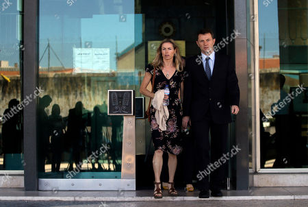 Kate McCann, Gerry McCann Kate McCann, left, and Gerry McCann, the parents of missing British girl Madeleine McCann, leave a court in Lisbon, . The couple traveled to Lisbon to testify in their libel action against former Portuguese detective Goncalo Amaral who published a book about Madeleine's disappearance