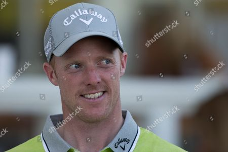 David Horsey Britain's David Horsey smiles after winning in the final round at the M2M Russian Open golf tournament at Tseleevo Golf and Polo Club outside Moscow, Russia, . Horsey sensationally forced and won a play-off with Damien McGrane to take the M2M Russian Open at Tseleevo Golf & Polo Club
