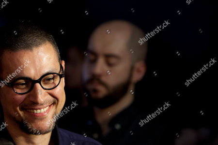 Rodrigo Cortes Spanish director Rodrigo Cortes during the premiere of the film 'Open Windows' in Madrid, Spain on