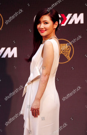 Selina Jen Taiwanese singer Selina Jen smiles as she arrives at the 25th Golden Melody Awards in Taipei, Taiwan