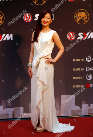 Selina Jen Taiwanese singer Selina Jen poses for photographers as she arrives at the 25th Golden Melody Awards in Taipei, Taiwan