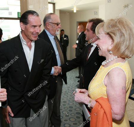 Alex Yemenidjian and Mary Margaret Valenti