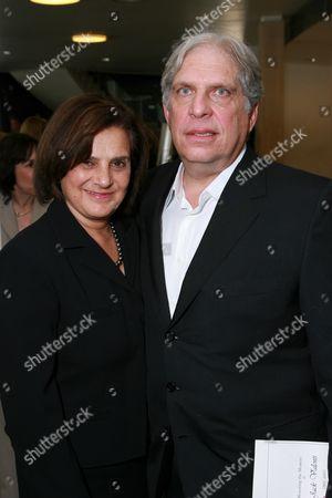 Stock Photo of Susan and Jonathan Dolgen