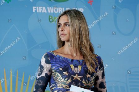 Editorial photo of Brazil WCup Football for Hope Festival, Rio de Janeiro, Brazil