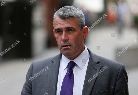 Mark Hanna Mark Hanna, former head of security at News International, arrives at the Central Criminal Court in London where he will appear to face charges related to phone hacking