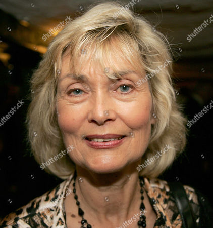 Stock Picture of Alexandra Bastedo, a charity patron