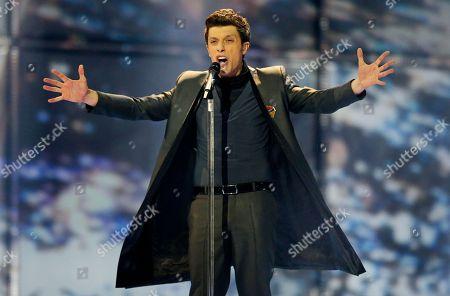 Editorial picture of Denmark Eurovision Song Contest, Copenhagen, Denmark