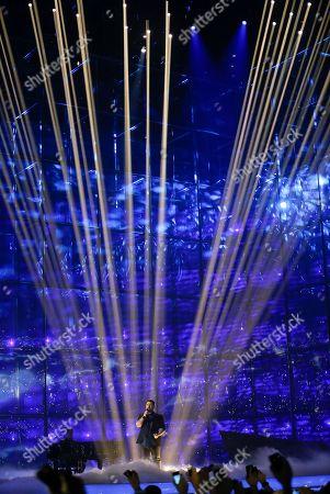 Editorial image of Denmark Eurovision Song Contest, Copenhagen, Denmark