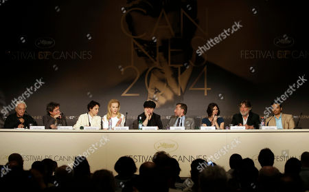 Editorial picture of France Cannes Grace of Monaco Press Conference, Cannes, France