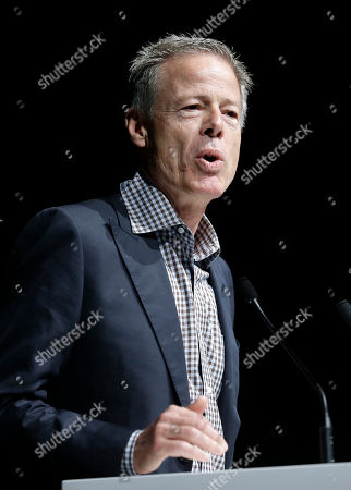 Jeff Bewkes, Chairman and CEO of Time Warner attends the Cannes Lions 2014, 61st International Advertising Festival in Cannes, southern France, . The Cannes Lions International Advertising Festival is a world's meeting place for professionals in the communications industry