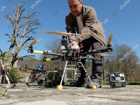 dronex pro auchan