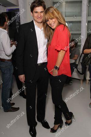 Gardar Thor Cortes and Anine Bing
