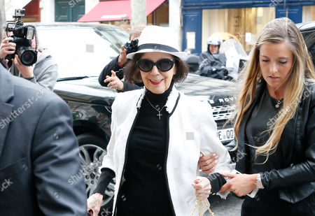 Mary Jo Shannon, grandmother of Kim Kardashian West, arrives at Kanye West's Paris apartment,. The gates of the Chateau de Versailles, once the digs of Louis XIV, will be thrown open to Kim Kardashian West, Kanye West and their guests for a private evening this week ahead of their marriage
