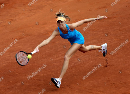 Editorial photo of France Tennis French Open, Paris, France