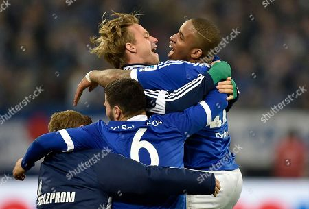 Editorial photo of Germany Bundesliga Soccer, Gelsenkirchen, Germany