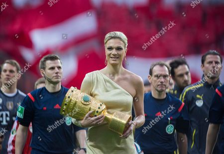 Editorial picture of Germany Soccer Cup Final, Berlin, Germany