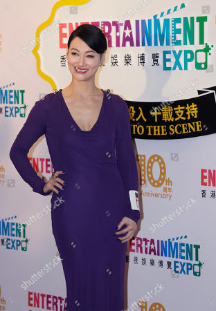 Editorial picture of Hong Kong International Film Festival
