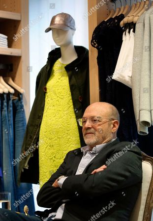 Mickey Drexler J. Crew CEO Mickey Drexler receives an interview at the new J. Crew store in Hong Kong, . U.S. fashion retailer J. Crew is opening a pair of shops in Hong Kong. It's the latest Western brand carving out a foothold in the notoriously high-rent city as it explores future expansion in the lucrative China market