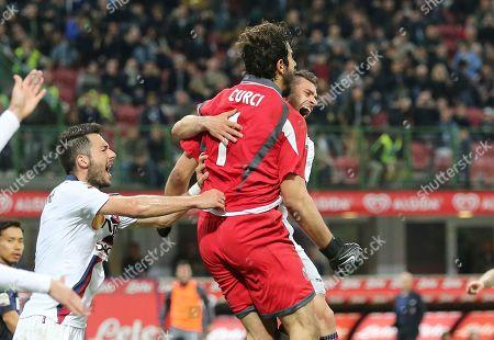 Editorial photo of Italy Soccer Serie A, Milan, Italy