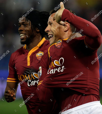Editorial photo of Italy Soccer Serie A, Rome, Italy
