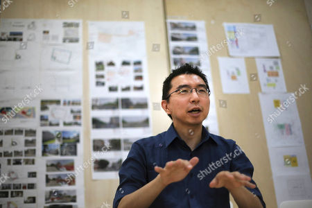 Sou Fujimoto Japanese architect Sou Fujimoto speaks at his office in Tokyo. A new generation of Japanese architects believes the world has fallen out of love with the 20th century steel and concrete skyscraper. They are pushing a human-friendly alternative that some say have roots in the elegant simplicity of the traditional Japanese tea house. Instead of pursuing monuments that cry out with a message of economic or corporate power, these Pritzker Prize-winning architects are scoring success with a uniquely Japanese reinterpretation of the past. Fujimoto, like other rising Japanese architects, is busy working all over the world, including Germany, the U.S., France and China. Eighty percent of his work is from outside Japan, and half of his staff is non-Japanese