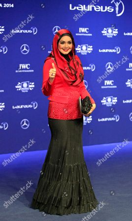 Editorial photo of Malaysia Laureus Awards, Kuala Lumpur, Malaysia