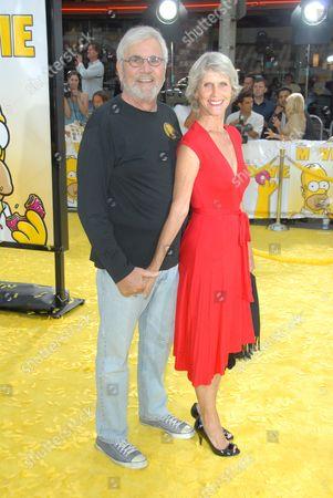 Alex Rocco and Shannon Wilcox