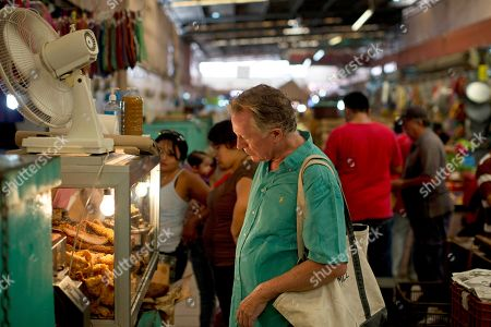 Jeremiah Tower American chef Jeremiah Tower shops for Yucatecan pork belly known as katakana, at the Central Market in Merida, Mexico. Tower made his name in the '70s at Chez Panisse, the famed Berkeley, Calif., restaurant that helped spawn the renaissance of American cooking focused on fresh, local ingredients