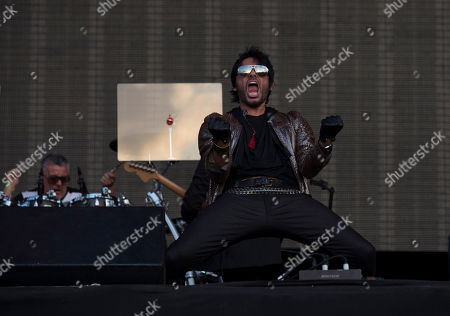 Beto Cuevas Beto Cuevas of La Ley performs at the 15th edition of the Vive Latino music festival in Mexico City, . The Vive Latino Festival has become Latin America's biggest Latin rock celebration, with more than 600 bands from more than 50 countries playing on its stage during its 15 year existence