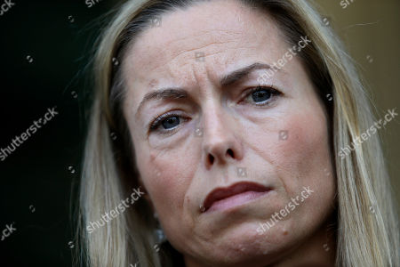 Kate McCann Kate McCann, the mother of the missing British girl Madeleine McCann, listens to a question by a journalist as she leaves with her husband a court in Lisbon . The couple arrived to Lisbon for their libel action against former Portuguese detective Goncalo Amaral who published a book about Madeleine's disappearance