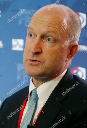 Ian Brzezinski Ian Brzezinski, foreign policy expert at the Atlantic Council, former Deputy Assistant Secretary of Defense and son of former US national security adviser Zbigniew Brzezinski, talks during an interview with The Associated Press at the Globsec 2014 security forum in Bratislava, Slovakia