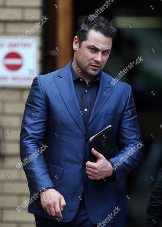 Carl Pistorius Oscar Pistorius's brother Carl Pistorius, leaves the high court in Pretoria, South Africa, . Pistorius is charged with murder for the shooting death of his girlfriend, Reeva Steenkamp, on Valentines Day in 2013