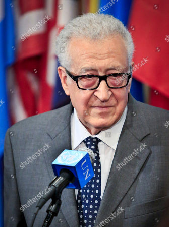 Lakhdar Brahimi Lakhdar Brahimi, U.N. and Arab League Special Envoy to Syria, listens during a news conference after closed meetings in the U.N. Security Council, at United Nations headquarters. Brahimi resigned Tuesday, following in the footsteps of his longtime friend, former U.N. secretary-general Kofi Annan, who resigned from the same job in August 2012 after failing to broker a cease-fire as the country descended into civil war