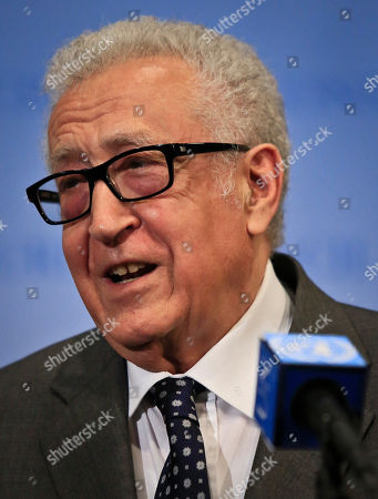 Lakhdar Brahimi Lakhdar Brahimi, U.N. and Arab League Special Envoy to Syria, speaks during a news conference after closed meetings in the U.N. Security Council, at United Nations headquarters. Brahimi resigned Tuesday, following in the footsteps of his longtime friend, former U.N. secretary-general Kofi Annan, who resigned from the same job in August 2012 after failing to broker a cease-fire as the country descended into civil war