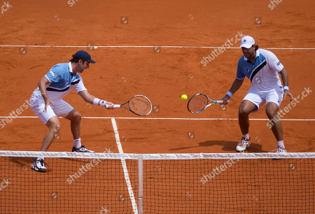 Editorial picture of Argentina Italy Davis Cup Tennis, Mar del Plata, Argentina