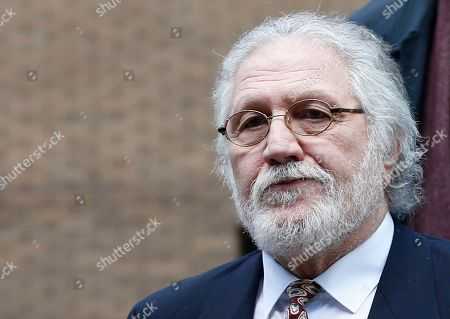 Editorial image of Britain Court Dave Lee Travis, London, United Kingdom