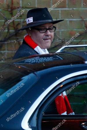 Editorial image of Britain Ronnie Biggs Funeral, London, United Kingdom