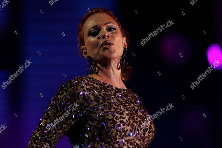 Paloma San Basilio Paloma San Basilio performs at the Vina del Mar International Song Festival in Vina del Mar, Chile, . Believed to be one of the largest musical events in Latin America, the annual weeklong festival was first inaugurated in 1960