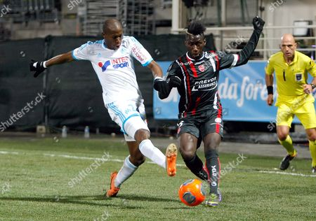 Editorial picture of France Soccer League One, Marseille, France