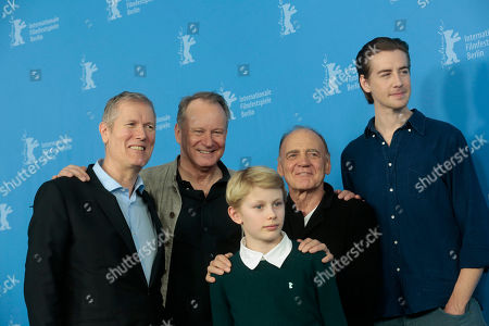 Editorial photo of Germany Berlin Film Festival In Order of Disappearance Photo Call, Berlin, Germany