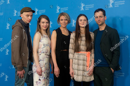 Editorial photo of Germany Berlin Film Festival Station Of The Cross Photo Call, Berlin, Germany