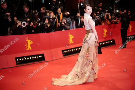Editorial image of Germany Berlinale Film Festival Award Ceremony Red Carpet, Berlin, Germany